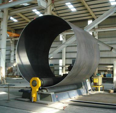 生产设备-卷圆机