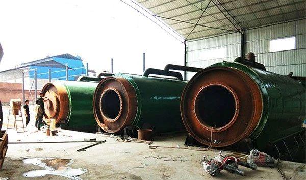 废轮胎炼油设备的日常维护保养方法