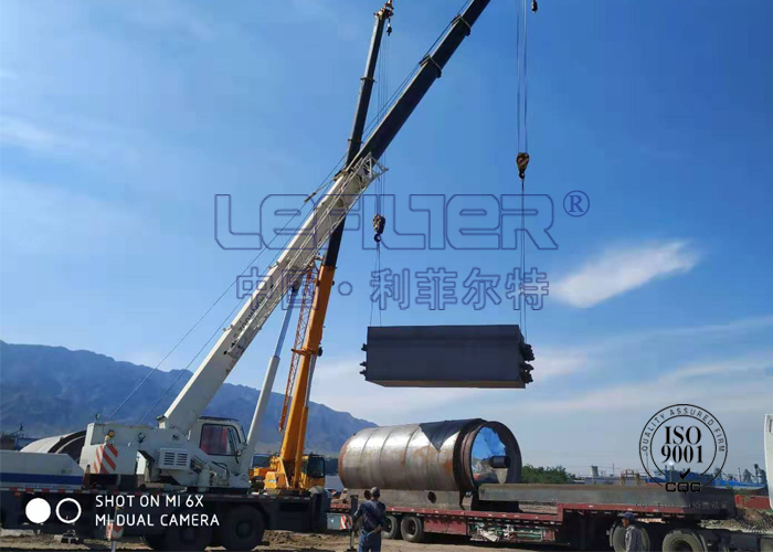 宁夏地区年处理量3万吨废轮胎炼