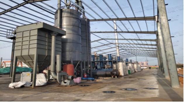 裂解炼油设备