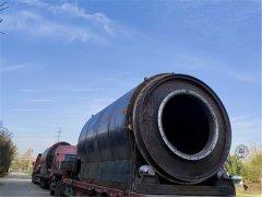利菲尔特为废轮胎炼油设备扩大生产规模有效提