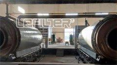 含铝塑料炼油设备含铝橡胶裂解_贵州铝塑炼油应用现场