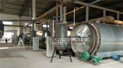 武汉重启湖北某地塑料炼油厂开始运行_塑料炼油设备应用