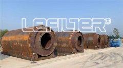 福建6台铝塑炼油现场_利菲尔特铝塑炼油设备