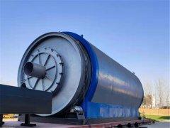 一套废塑料炼油设备需要投入多少