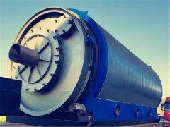油田油泥炼油设备采用什么方式裂