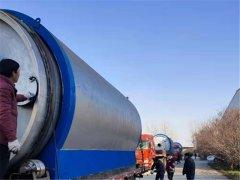 油田油泥炼油设备温度控制在50