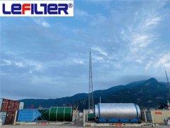 废塑料炼油设备流程
