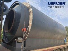 油泥热解炭化炉可用的炉体材质