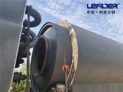 油泥热解碳化设备出渣方式
