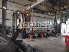 【成功案例】-陕西不锈钢油泥设备调试成功