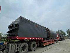 油泥热裂解炼油现场甘肃综合利用项目